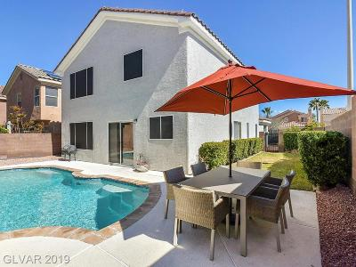 Single Family Home For Sale: 1521 Calle Montery Street