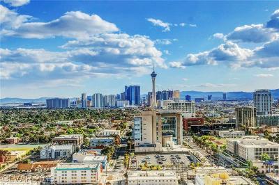 Newport Lofts, Soho Lofts, Juhl, The Ogden High Rise For Sale: 150 North Las Vegas Boulevard #1516