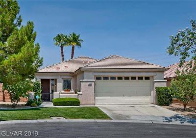 Las Vegas Single Family Home For Sale: 10980 Snow Cloud Court