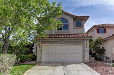 Single Family Home Under Contract - No Show: 9513 Canyonland Court