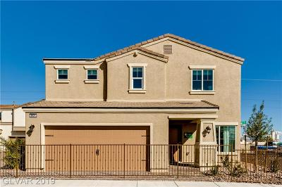 North Las Vegas Single Family Home Under Contract - No Show: 3629 Zug Bug Street