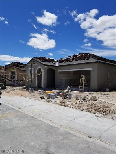 North Las Vegas Single Family Home For Sale: 4315 Eatons Ranch Court