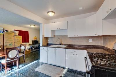 North Las Vegas Single Family Home For Sale: 705 Lillis Avenue