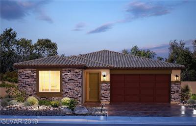 North Las Vegas Single Family Home For Sale: 7237 Bedazzle Street #Lot #137