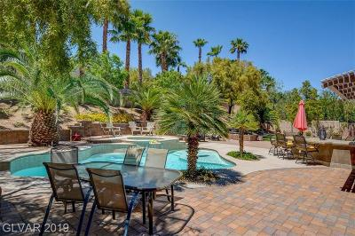 Las Vegas Single Family Home For Sale: 2721 Harbor Hills Lane