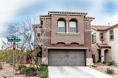 Single Family Home For Sale: 9229 Alta Monte Court
