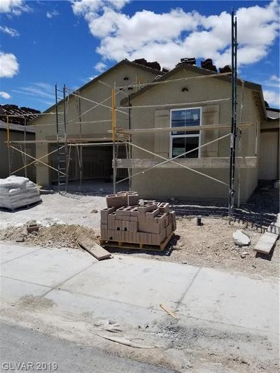 North Las Vegas NV Single Family Home For Sale: $312,638