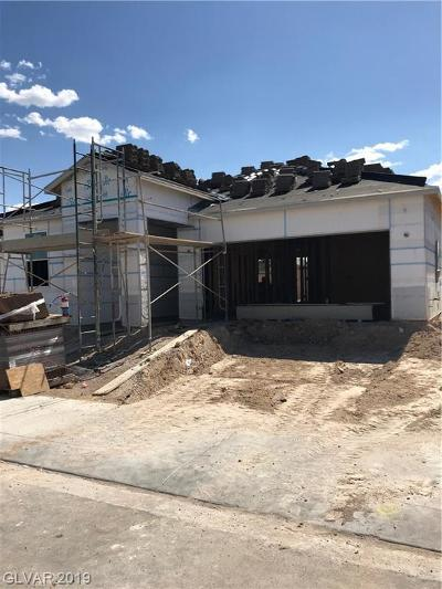 North Las Vegas Single Family Home For Sale: 4323 Eatons Ranch Court