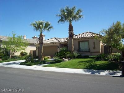Red Rock Cntry Club At Summerl Rental For Rent: 3338 Dove Run Creek Drive