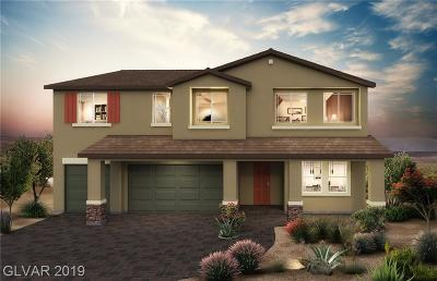 North Las Vegas NV Single Family Home For Sale: $464,255