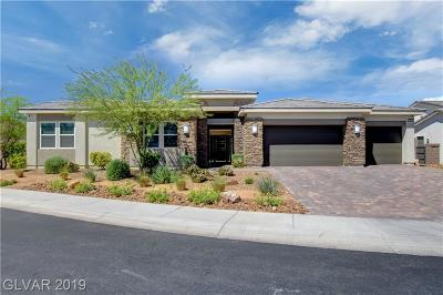 Las Vegas Single Family Home For Sale: 8249 Sweetwater Creek Way