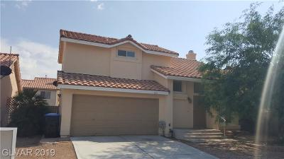 North Las Vegas NV Single Family Home For Sale: $233,900