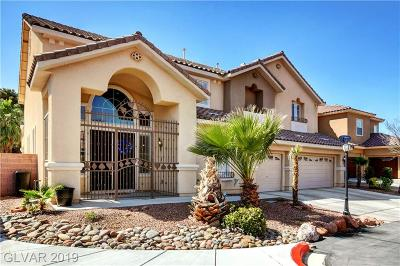 Las Vegas  Single Family Home For Sale: 6009 Rolling Meadow Street