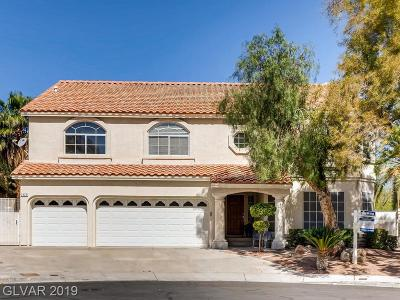 Single Family Home Under Contract - Show: 2420 Enchantment Circle