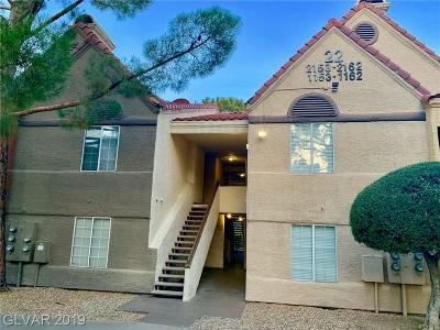 Condo/Townhouse Under Contract - No Show: 2200 Fort Apache Road #2161