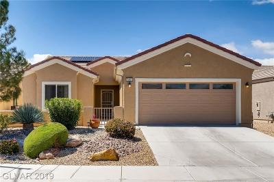 North Las Vegas Single Family Home For Sale: 7441 Grassquit Street