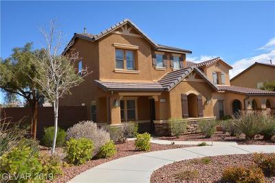 Single Family Home For Sale: 10827 Mystic Shore Avenue