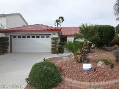 Las Vegas NV Single Family Home Under Contract - No Show: $316,000