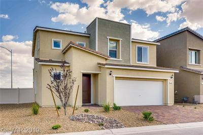 North Las Vegas Single Family Home For Sale: 329 Coldwell Station Road