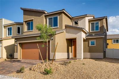 North Las Vegas NV Single Family Home For Sale: $349,072