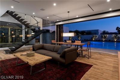Las Vegas NV Single Family Home For Sale: $2,999,000