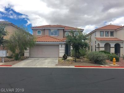 Las Vegas NV Single Family Home For Sale: $305,000