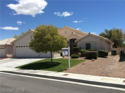 North Las Vegas Single Family Home For Sale: 1117 Cobblestone Cove Road