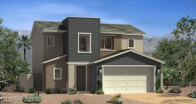 North Las Vegas Single Family Home For Sale: 317 Coldwell Station Road