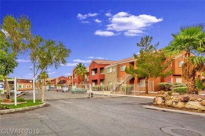 Las Vegas Condo/Townhouse Under Contract - No Show: 4730 Craig Road #2010