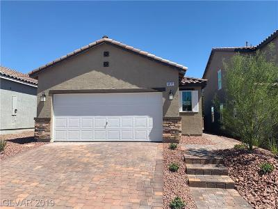 Las Vegas Single Family Home For Sale: 6672 Frosted Harvest Avenue