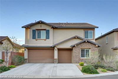 Single Family Home For Sale: 8744 Younts Peak Court