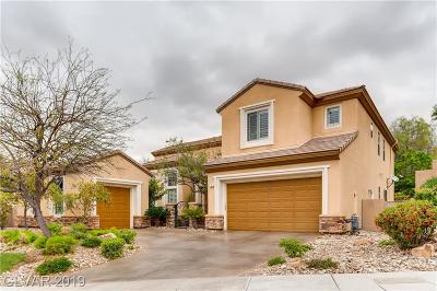 Henderson Single Family Home For Sale: 8 Summit Walk Trail