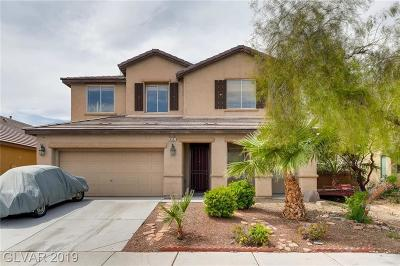 North Las Vegas Single Family Home For Sale: 4907 Donna Street