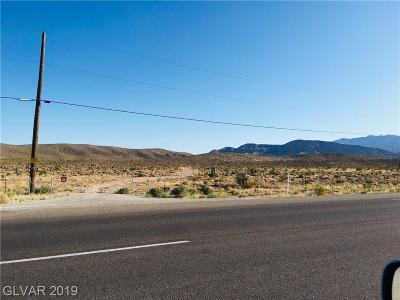 Las Vegas Residential Lots & Land For Sale: Highway 160 Blue Diamond