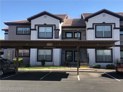 Henderson Condo/Townhouse For Sale: 45 Maleena Mesa Street #1714