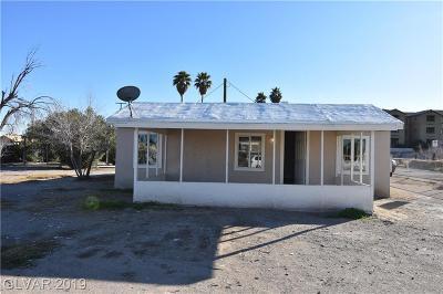 Las Vegas Single Family Home For Sale: 2740 Harris Avenue