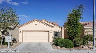 North Las Vegas Single Family Home For Sale: 7816 Homing Pigeon Street