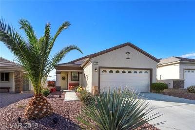 Henderson Single Family Home For Sale: 2520 Chasma Drive