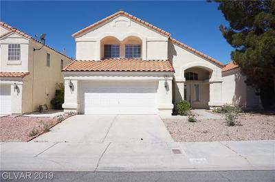Single Family Home For Sale: 2757 Devita Circle