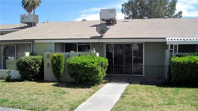 Condo/Townhouse For Sale: 9457 South Las Vegas Boulevard #155
