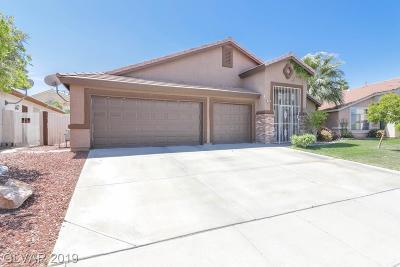 Henderson Single Family Home For Sale: 1785 Bridlegate Avenue