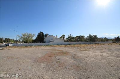 Las Vegas Residential Lots & Land For Sale: 7570 North Jones Boulevard