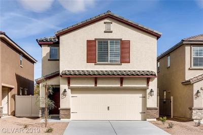 Las Vegas NV Single Family Home Under Contract - Show: $257,900