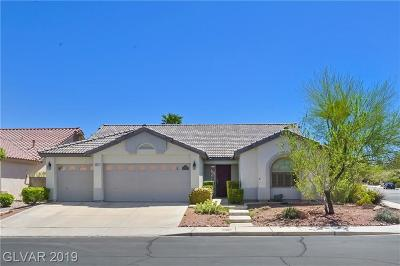 Henderson Single Family Home For Sale: 3067 Emerald Wind Street