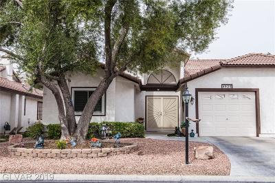Las Vegas Condo/Townhouse For Sale: 4925 Birch Bay Lane