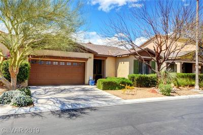 Single Family Home Under Contract - No Show: 10571 Aloe Springs Street