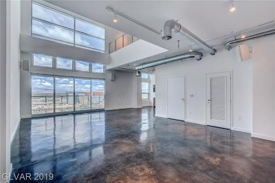 Metropolis, Soho Lofts, Newport Lofts, Loft 5, Stone Canyon 3, Stone Canyon Northwest, Stone Canyon Sausalito, Stone Canyon-Pecos High Rise For Sale: 200 Hoover Avenue #2101