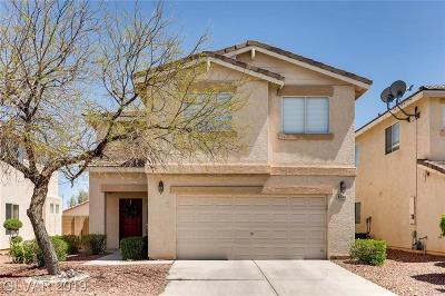 Las Vegas Single Family Home For Sale: 4644 Wonderful Street