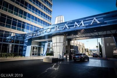 Panorama Towers 1, Panorama Towers 2 High Rise Under Contract - No Show: 4575 Dean Martin Drive #2400