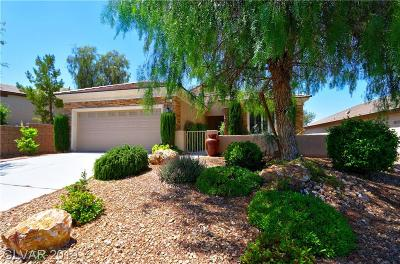 Henderson Single Family Home For Sale: 2551 Anani Road